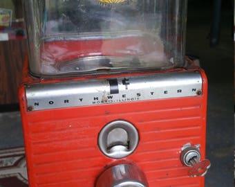 Eastlake 1 cent gumball machine