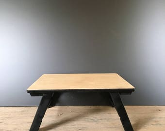 Birch plywood coffe table