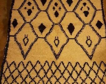 Moroccan Shag Rug Unique
