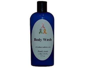 Jasmine Scented Body Wash