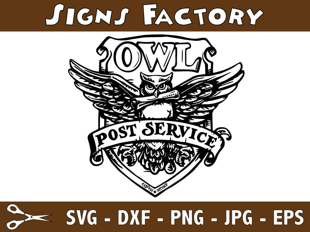 Ian Kimmins (@Irishtrekfan)   Twitter  Harry Potter Owl Service