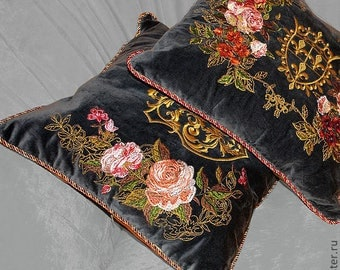 Cushions 'The Royal Garden'