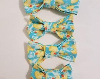 Rubby Ducky UR the 1 bow tie