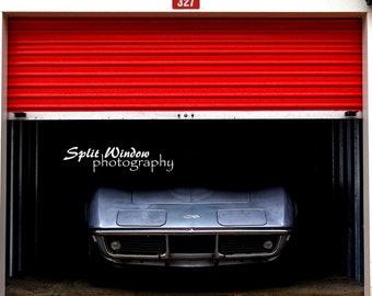 1968 Corvette in 12x12 or 16x16