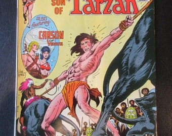 Korak Son of Tarzan #53 D.C. Comics 1973