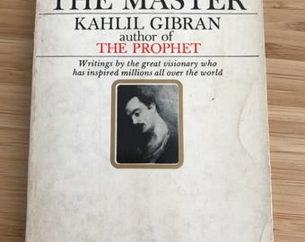 The Master by Khalil Gibran