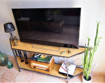 Furniture, TV, console, shelf stand