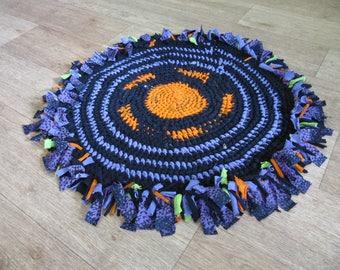 rag rug cotton rug handmade rug floor rug area rug crochet rug making tribal rug fabric rug bohemian rug boho rug farmhouse rug rustic rug