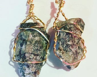 River Bed Pendant