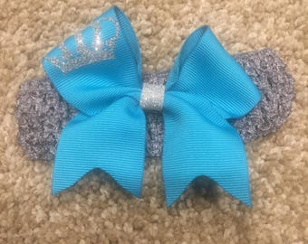 Crown bow