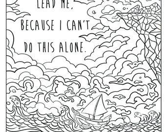 Doodle Art - Lead me