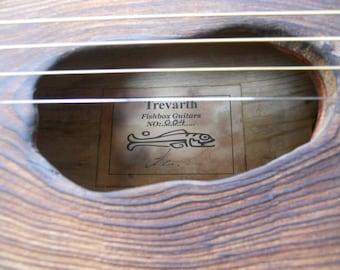 Custom Guitars, Custom Ukulele's. in stock and built to order