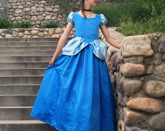 Cinderella Costume Dress, Girls