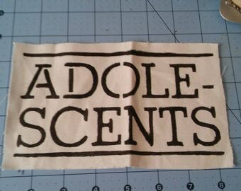 Adolescents patch