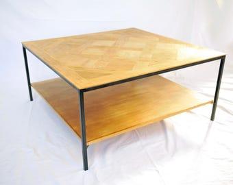 Versailles Parquet coffee table