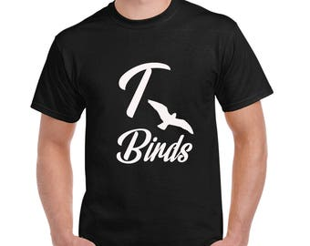 Grease Inspired T Birds T Shirt Film
