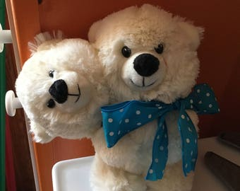 Two-headed bear | mutant stuffed animal