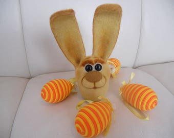 felted toy- Rabbit
