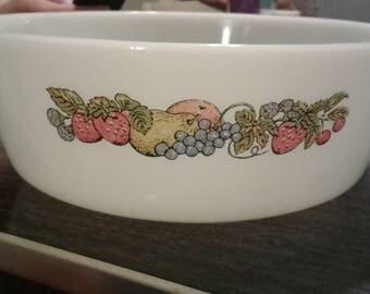 Anchor Hocking Fruit Bowl
