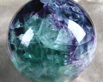 Fluorite Crystal Gemstones