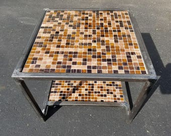 """End Table 20"""" X 20"""" X 18"""""""