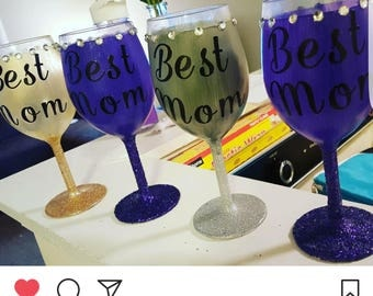 Kustom Made Wine Glasses