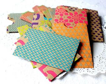 Handmade Envelopes, Business Card Envelopes, Gift Card Envelopes