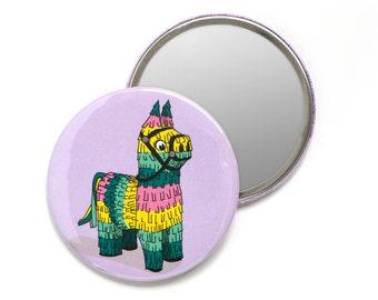 Pinata Pocket Mirror