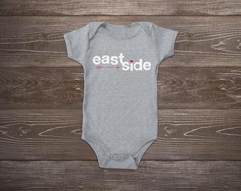 East Side Baby Onesie