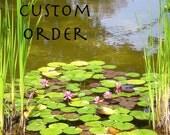 Custom Order for Linsey