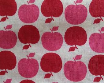 Sandy Henderson Apple Dot Red