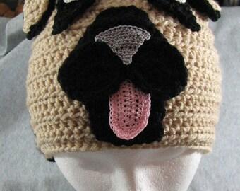 German Shepard Dog Hat Ready To Ship
