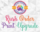 RUSH ORDER for Sarah
