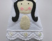 First Communion Felt Softie U pick colors