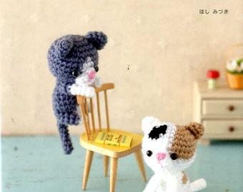 Ami Ami Kittens AMIGURUMI CATS - Japanese Craft Book