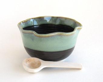 Salsa Serving Bowl  - Ponderosa Glaze