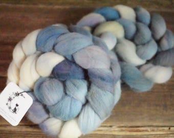 Merino Combed Top, Phat Fiber, Hand Dyed, Spinning Fiber, January, Shannara Chronicles
