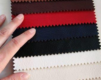 Faux Leather Catalog Color chart 15 pieces