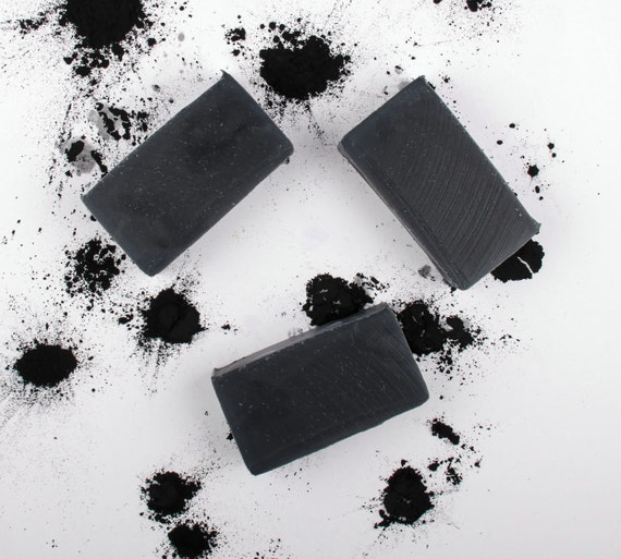 Dead Sea Mud Soap - All Natural Soap - Dead Sea Clay Soap - Tea Tree Oil - Activated Bamboo Charcoal - Soap For Women - Soap For Men