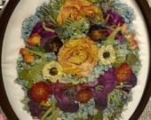 Special link for Alison--16 x 20 bouquet preservation balance