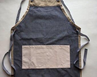 Chris- utility apron