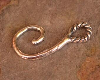 Artisan Hook in Sterling Silver, FN-511