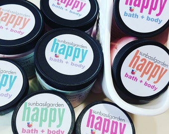 Girlfriend. Wife. Gift for Her. Moisturizer, Body Butter.Teen. PINK SUGAR Body Butter, Large Jar, Moms Gift, Best seller, Gifts for Her, Mom