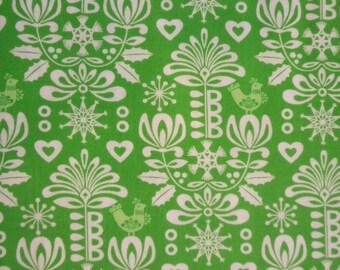 MODA Horizon green fabric - CLEARANCE