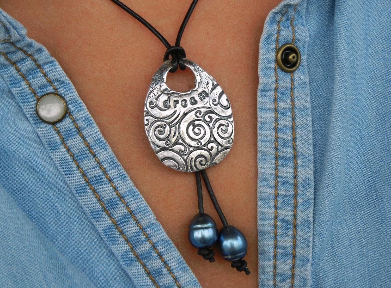 Inspirational Jewelry Necklace Inspirational Necklace