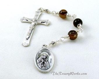 Stations Of The Cross Chaplet Rosary Via Crucis Via Dolorosa