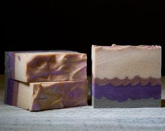Kush | Natural Handmade Soap | Scented Soap | Fatty's Soap Co.
