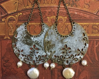 Deco Boho earrings