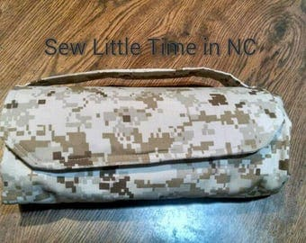 Sale:  Use 15Off to receive 15% off.  USMC MARPAT Desert Camouflage Changing Pad