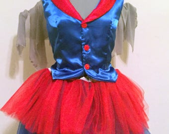 Flying Monkey Girly Costume Wizard of Oz